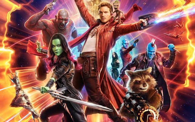 """""""Guardiões da Galáxia Vol. 3"""" pode começar sua produção em 2020"""