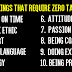 Top 10 things that require zero talent