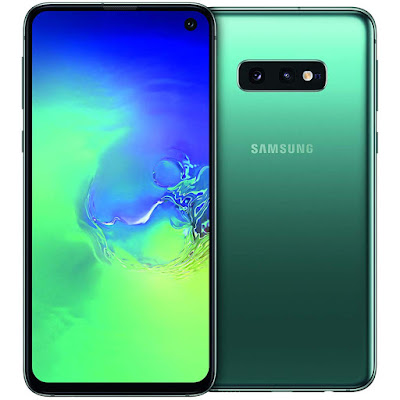 Samsung Galaxy S10e verde