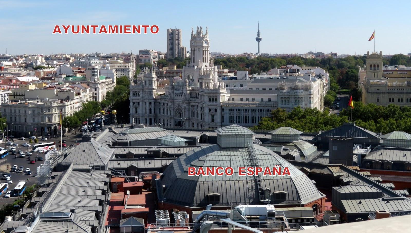 Ventanas Al Pensamiento Las Mejores Vistas De Madrid