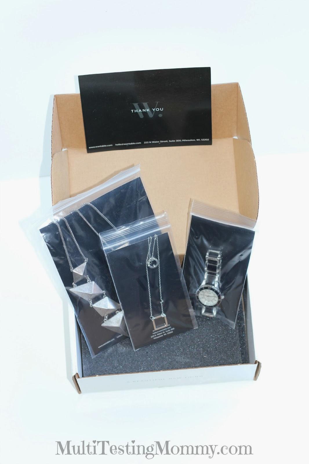 Accessories Subscription Box