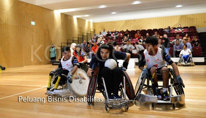 Contoh lowongan kerja disabilitas penyandang cacat terbaru yang prospektif