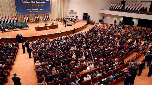 Iraqi parliament dismisses defense minister Khalid al-Obeidi for corruption