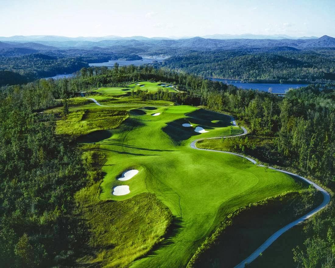 American Golfer: Georgia's Currahee Club rises on Golfweek ...