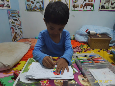 Sabar Mendampingi Tahap Perkembangan Anak