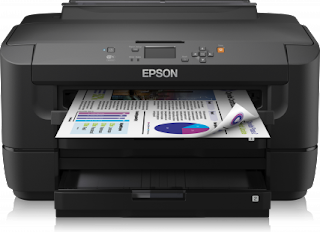 Epson WorkForce WF-7110DTW Driver Download Windows, Mac, Linux
