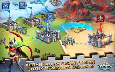 Lords Mobile APK and MOD Download Terbaru