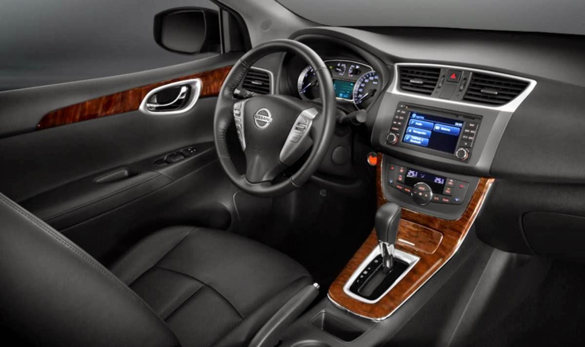 Nissan Sentra Sl Interior on Nissan Sentra Sensor