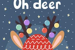 かわいいクリスマスカード1