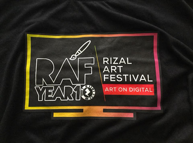 Rizal Artists Honored at the Rizal Art Festival
