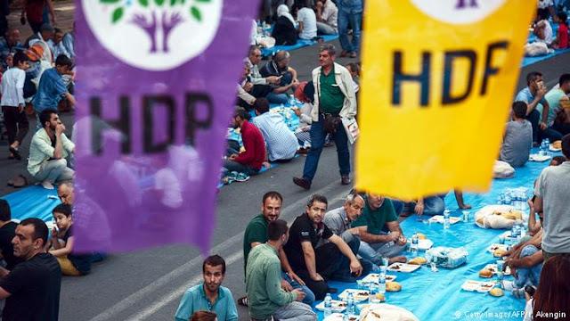 Τουρκία: Ο αγώνας του φιλοκουρδικού κόμματος HDP