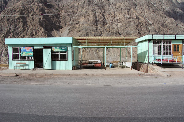Kirghizistan, Chychkan-Suu, © L. Gigout, 2012