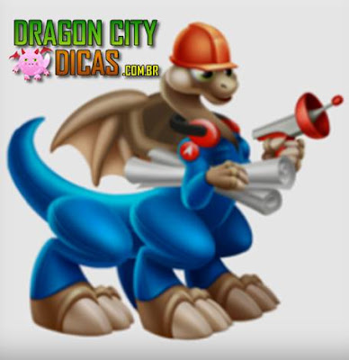 Dragão Engenheiro - Informações
