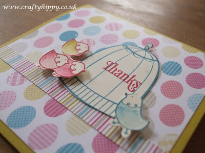 Flock Together, Stampin' Up!