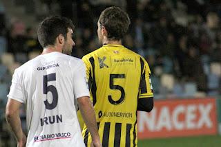 Barakaldo Cf vs Real Unión Irún