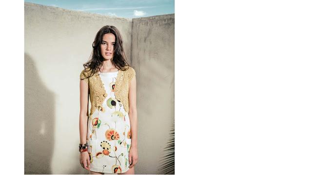 vestido flores ácidas surkana