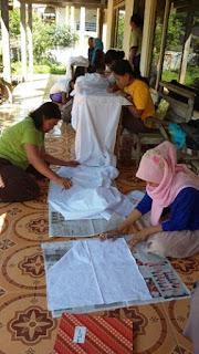 batik pisangan pkbm malang selatan