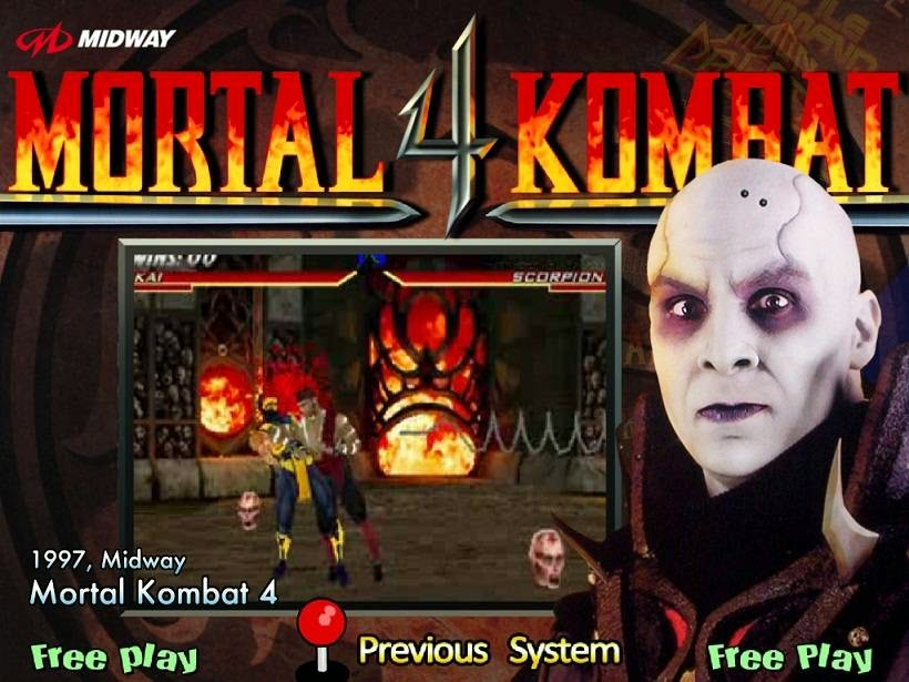 Mortal Kombat 4 Free Download PC Game