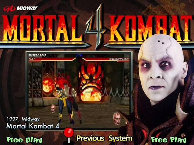 Mortal Kombat 4 Download for PC