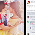 A Disney invadiu o Facebook!