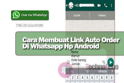 yang eksklusif menuju chat di hp android merupakan suatu hal yang sangat dibutuhkan ketika i Cara Membuat Link Whatsapp Di Facebook (Auto-Order Langsung Menuju Chat)