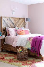 West Elm bed knock off