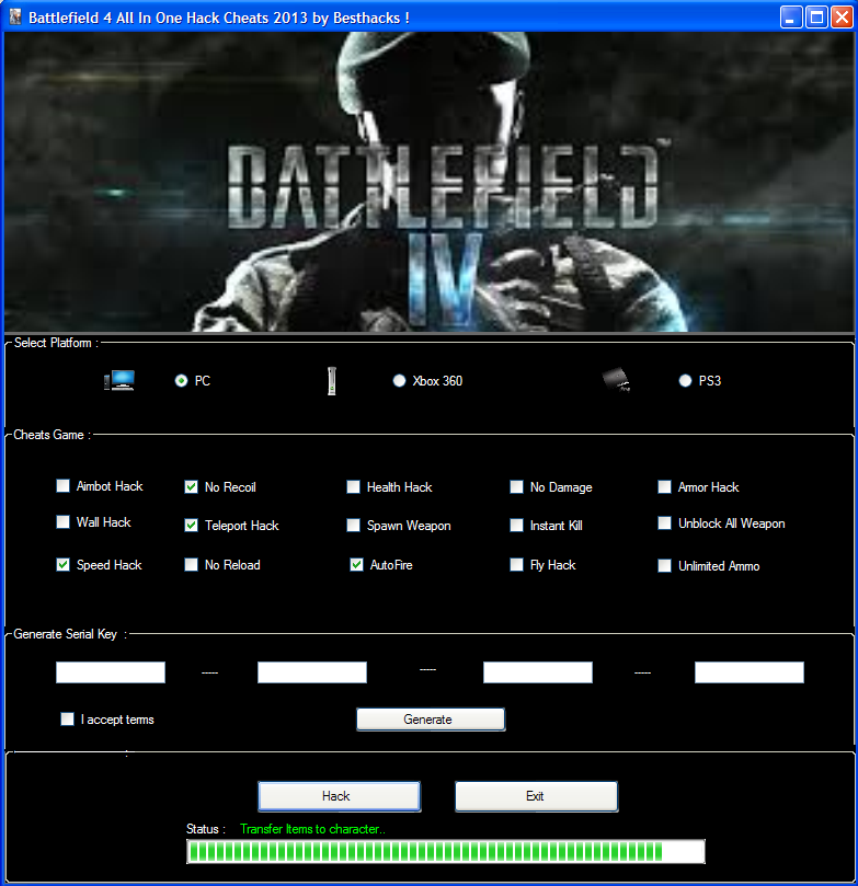 Battlefield 4 xbox 360 cheats