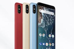 Spesifikasi dan harga Xiaomi Mi A2 terbaru