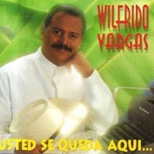 USTED SE QUEDA AQUI... - WILFRIDO VARGAS (1996)