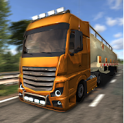 Euro Truck Evolution (Simulator) Apk Mod Money Free for android