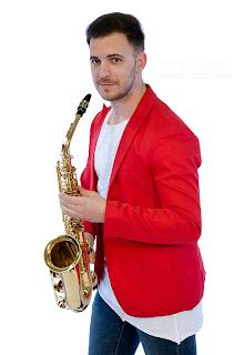 Book músico: saxofonista