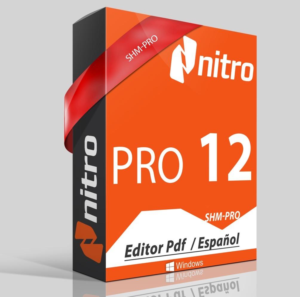 nitro pro gratis para descargar