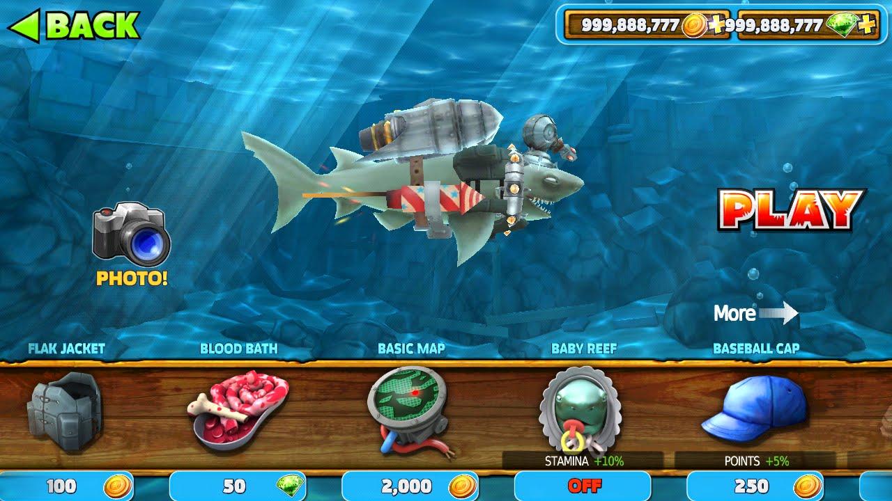 🏷️ Download game hungry shark world mod apk putra adam | Hungry