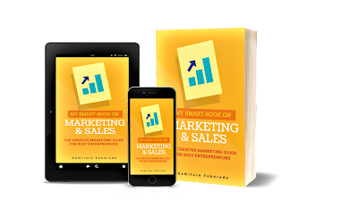 MY SMART-BOOK ON MARKETING AND SALES