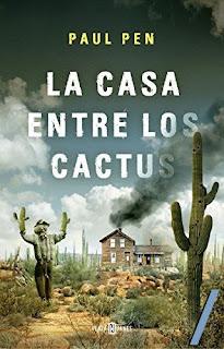 La casa entre los cactus