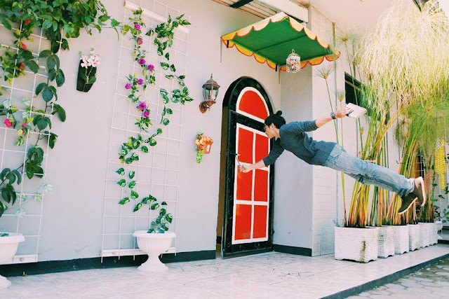 Kampung Tulip, Wisata Mirip Belanda di Bandung