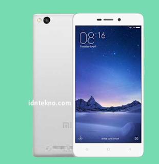 Cara Hard Reset Xiaomi Redmi 3 S Tanpa Pc