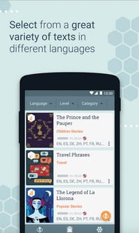 Beelinguapp Learn Languages Premium apk