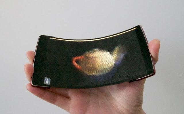 أول هاتف بشاشة ثلاثية الأبعاد بدون نظارات