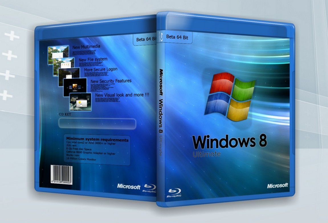 Download Windows 8 Release Preview 32bit And 64bit With