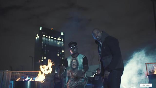 """Conscientemente misturando rap com funk, MV Bill junto com Mc Cidinho lança o clipe """"Cidade do Pecado"""""""