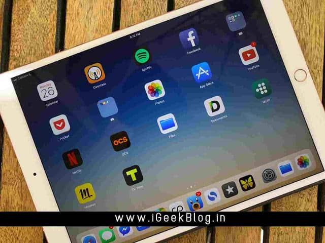 Apple iPad OS Download