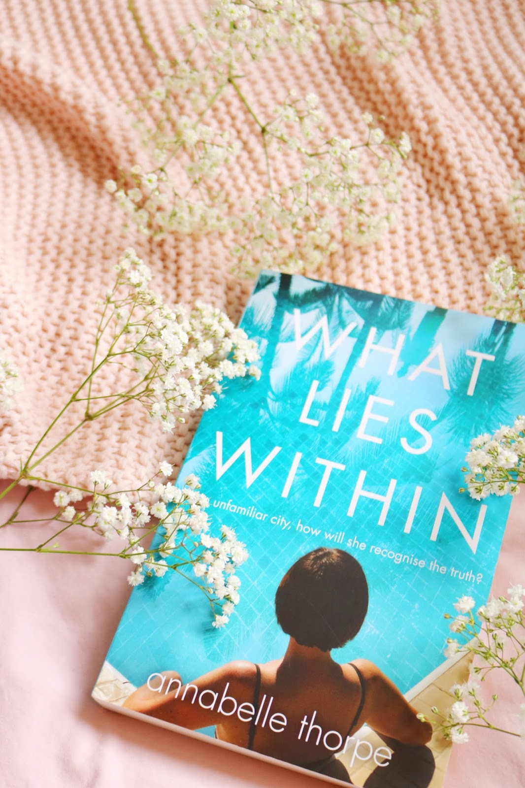 Blog Tour: What Lies Within by Annabelle Thorpe