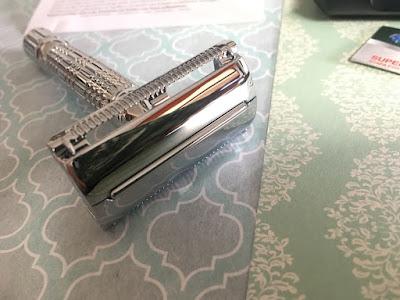 Maquinilla de afeitar, retro, vintage, día del padre, TROP,