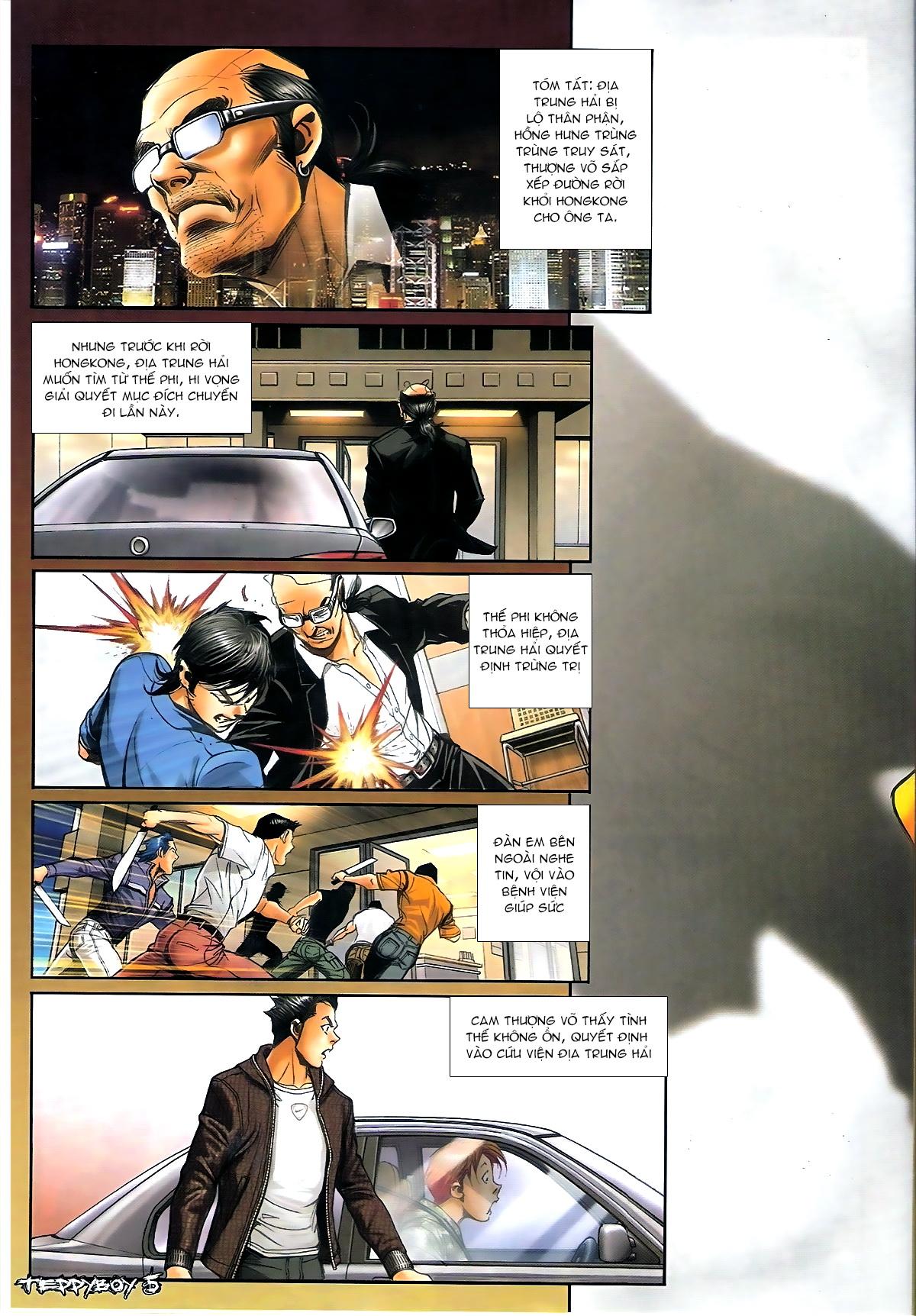 Người Trong Giang Hồ - Chapter 1317: Tao phải thắng lão - Pic 3