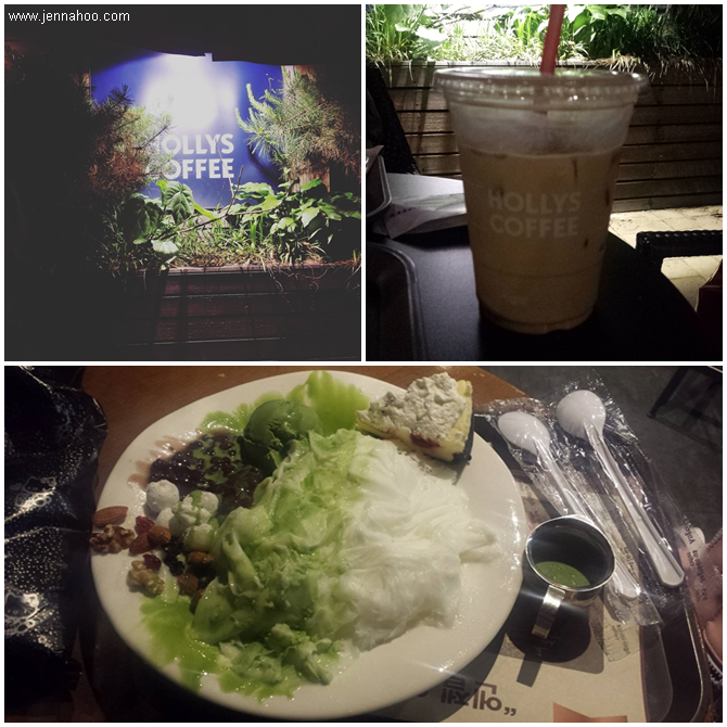 Hollys Coffee, Bingsu at Angel-in-Us Coffee in Hongdae
