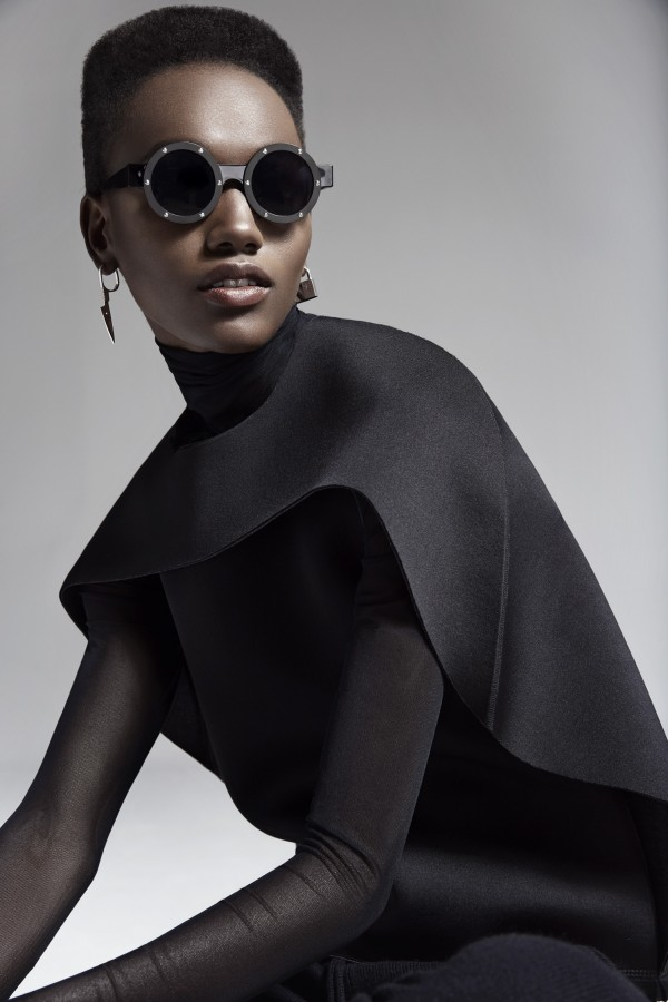 Afrolistas and the City™: Model Herieth Paul For Fashion ...