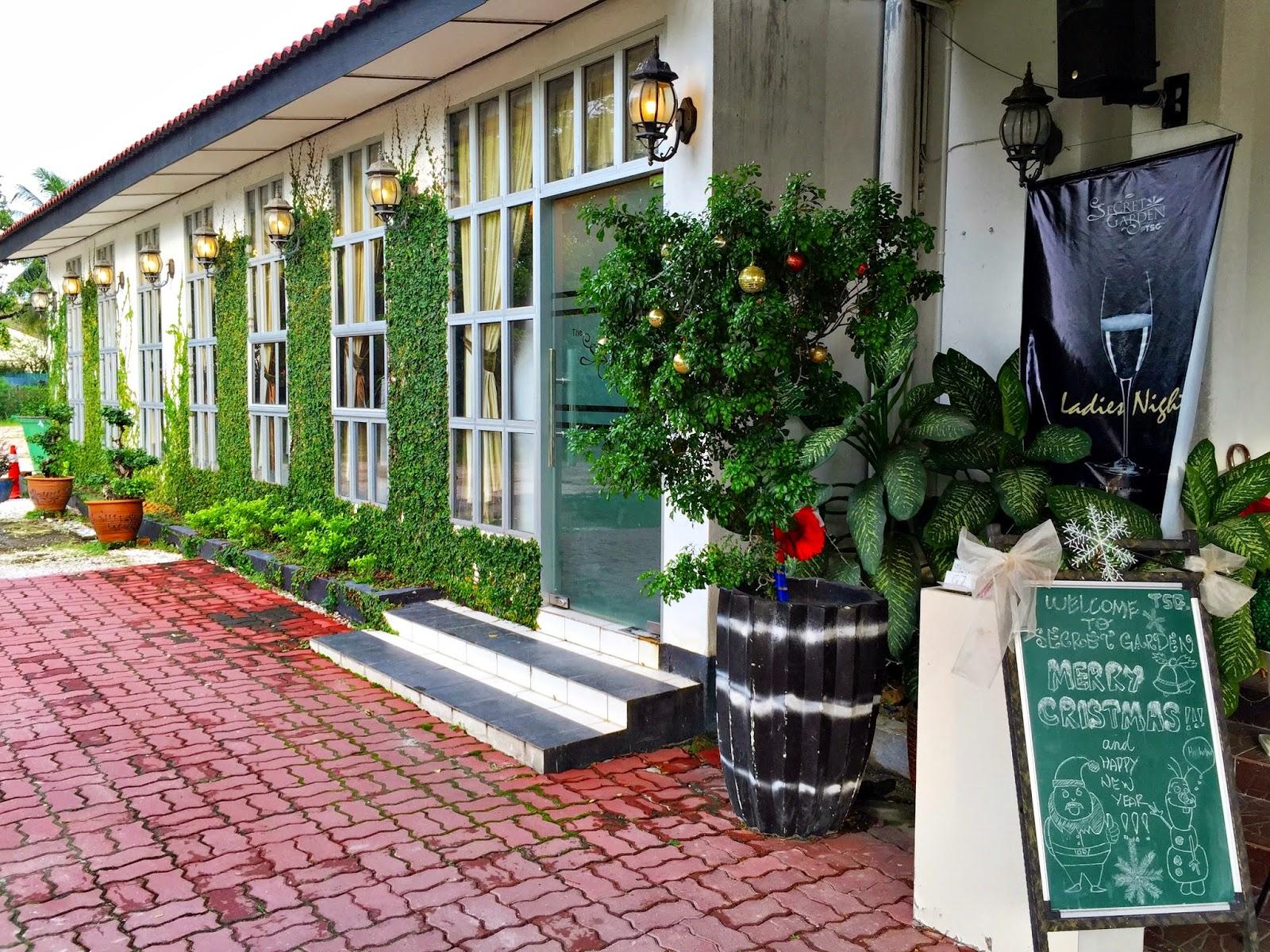 Dinewithme Secret Garden Restaurant Ipoh