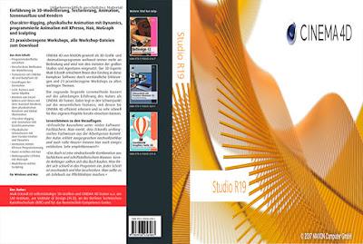 Cinema 4D R19 DVD Capa