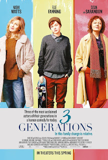 3 Generations - Poster & Trailer